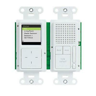 On-q/legrand Radiant Selective Call Room Unit, White - Cable - Wall Mount