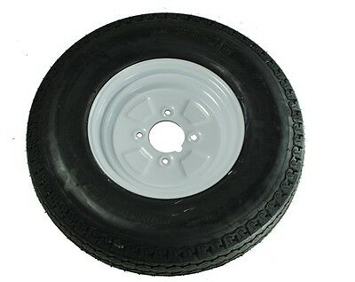 Maypole 216 Trailer Wheel And Tyre 500mm X 10inch Genuine Top Quality New