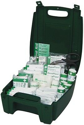 Safety First Aid K3031SM Small Extensive Range Hardcase First Aid Kit (Low-High