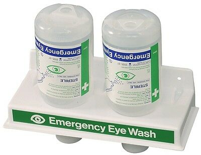 Safety First Aid E410A Eye Wash Station New