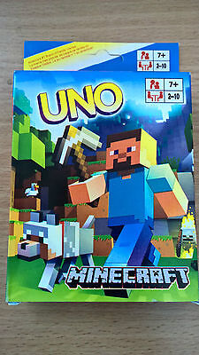 Mine Uno CARDS Playing Card Game Game Austock