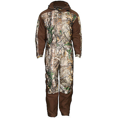 Rocky ProHunter Waterproof Insulated Camo Coveralls Rltre Xtra