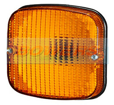 Sim 3132 Car Van Trailer 12V/24V Flush Fitting Amber Orange Indicator Light/lamp