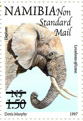 Namibia 1997 Definitives Overprinted 2005 Sg999 Mnh