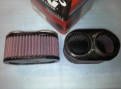 K&n Ru-2922 Air Filter Reusable Cleaner Bandit Katana Gsxr 1100 Fzr750 Lifetime