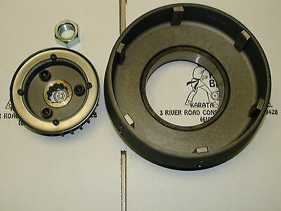 """""""NEW"""" ELECTRIC 4 SPEED 13.8MM KARATA PRIMARY 1.5"""" BELT DRIVE for HARLEY 1955-UP"""