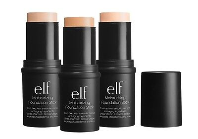 E.L.F. Studio Moisturizing Foundation Stick choose shade NIP ELF Free Ship