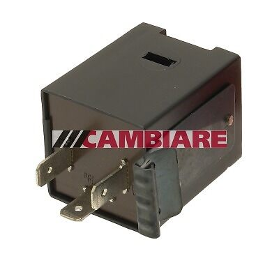 FORD FIESTA Flasher Unit VE725025 Cambiare Bedford Genuine OE Quality