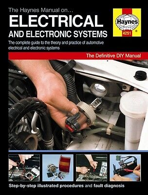 Car Electrical Systs Manual 4251 Haynes New