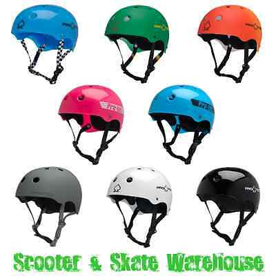 PRO-TEC Classic Skate Skateboard Helmet Protec Scooter Helmet - FREE DELIVERY