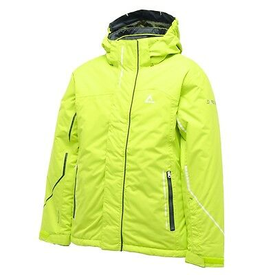 Dare2b DBP011-3N8C03 Boys Think Out Lime Punch Jacket - 3-4 years RRP £60