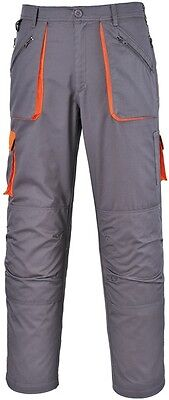 Texo Contrast Action Trouser Large TX87GRRL Portwest New
