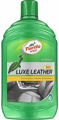 Luxe Leather Cleaner And Conditioner 500ml FG7631 Granville New