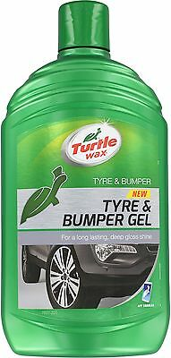 Tyre And Bumper Gel 500ml FG7637 Granville New