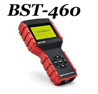 Launch Auto Battery Tester BST460 Diagnostic Car Battery Test Tool BST-460