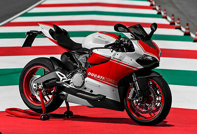 Manuale di Officina ducati panigale 899 my 2014