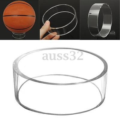 10x3cm Basketball Volleyball Rugby Football Soccer Ball Display Stand Holder
