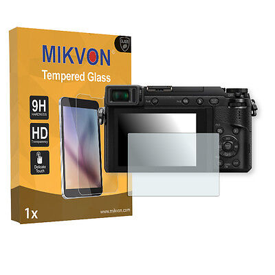 1x Mikvon Tempered Glass 9H for Panasonic Lumix DMC-GX80 Screen Protector