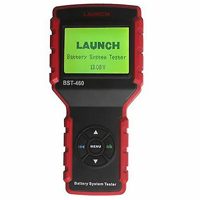 Launch BST460 12V Car SUV Battery Tester System Accurate Diagnostic Tool BST-460