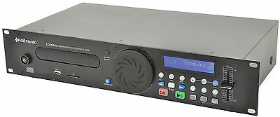 Citronic 170.663 CDUSB-2 Combination CD/USB/SD Player With Full DJ Controls New