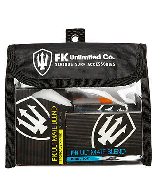 New Far King Surf Ultimate Gift Pack Soft Surfing Accessories