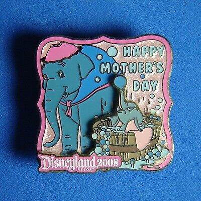 Dumbo and Mr.s Jumbo Mother's Day Disney Pin LE RARE