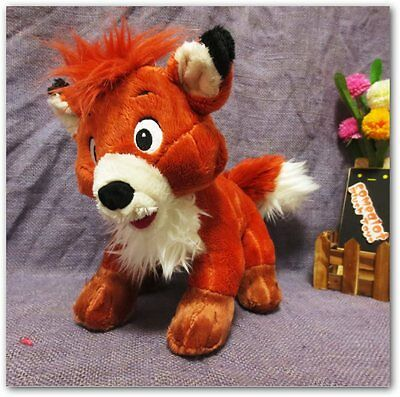 Tod y toby peluche de tod 25 cm The Fox and the Hound