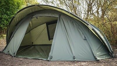 Sonik Sports NEW SKS Waterproof Peaked Lightweight 1 Man Bivvy