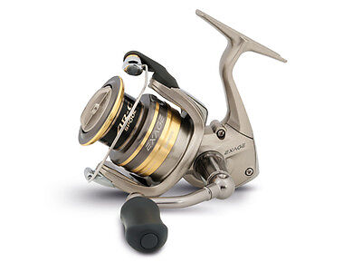 Shimano NEW Coarse Fishing Front Drag Exage 4000 FD Spinning Reel - EXG4000FD