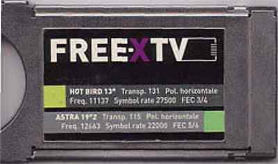 CAM PCMCIA FREEXTV - Shipping from Spain