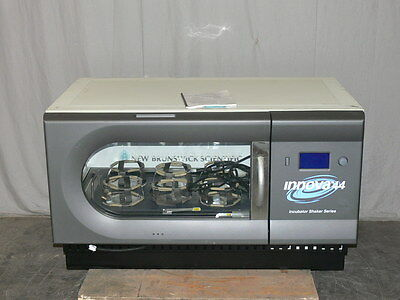 "New Brunswick Innova 44 Stackable Incubator Shaker M1282-0010  w/ 2"" Orbit"