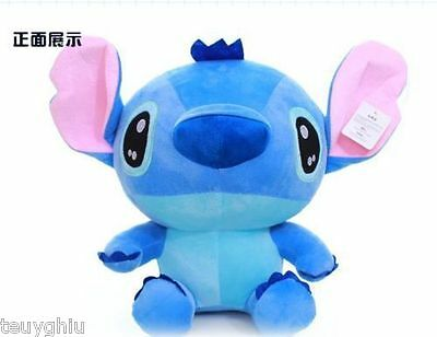 hot Plush Toy Lilo and Stich Soft Toy Stuffed Doll Disney Figure Gift NEW 12""
