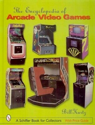 Encyclopedia of Arcade Video Games-Pac Man Tron Gorf Space Invaders +