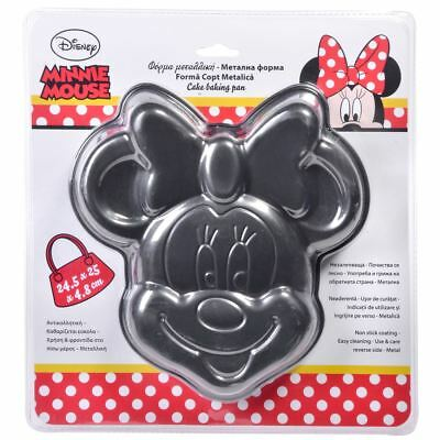 Disney Metall Mickey Mouse Backform Kuchenform Cake Baking Pan new neu Backblech