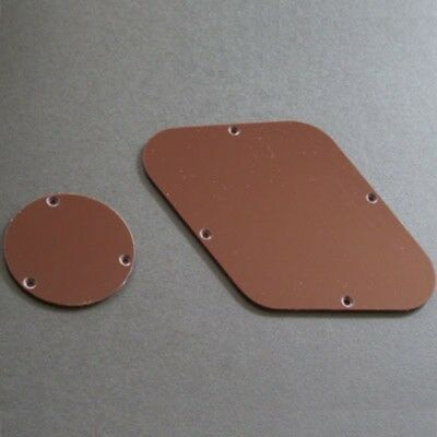 2009 Hist. Backplate Brown Montreux Time Machine fits to Les Paul ®