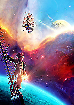Treasure Planet (2002) V2 - A1/A2 POSTER **BUY ANY 2 AND GET 1 FREE OFFER**