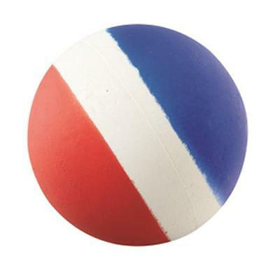 360 Athletics AHLP33 Tri-Coloured Sponge Ball, 3 in.