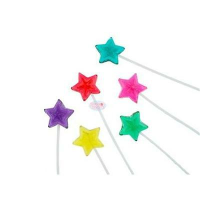 Sparko Sweets P9400St Star Candy Lollipops, 1-pack with 120 Pieces