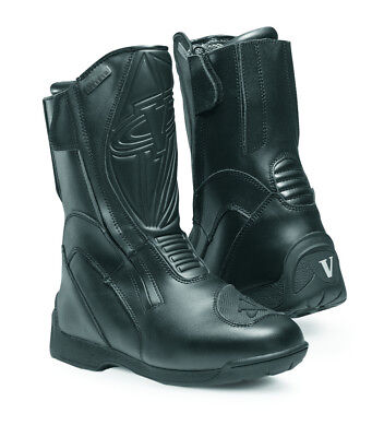 Vega Mens Touring Waterproof Leather Boots