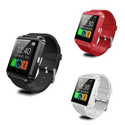 Smartwatch U8-101 Orologio Bluetooth Per Ios Android In Lingua Italiana Emd