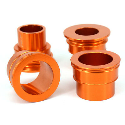 Front and Rear Wheel Hub Spacer For KTM SX SXF XCF EXC EXCF EXCW XCW SMR 125-530