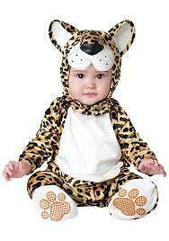 INCHARACTER COSTUMES infant costume fancy dress LEAPIN LEOPARD 18 - 24 months
