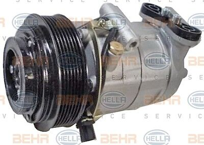 FORD TRANSIT 2.4D Air Con Compressor 2006 on 8FK351334-531 AC Conditioning Hella