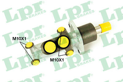 CITROEN SAXO Brake Master Cylinder 96 to 03 4601F0 1901 LPR Quality Replacement