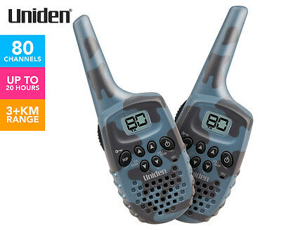 Uniden UH35-2 Handheld 2-Way Talk Radio