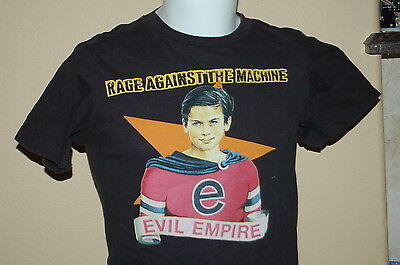 Rage Against the Machine Evil Empire T-Shirt Small