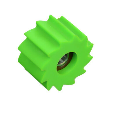 Green Chain Roller Tensioner Pulley Wheel Guide For Kawasaki KX250F KX450F 06-16
