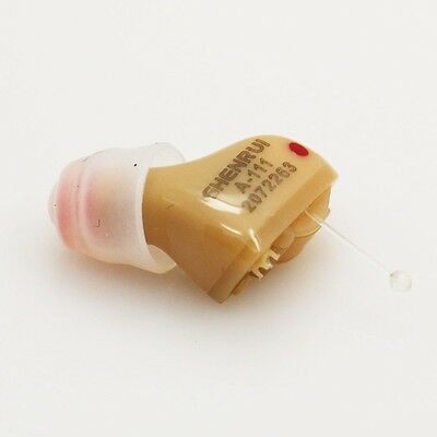 Mini invisible hearing aid aids Adjustable volume control Superior sound with lo