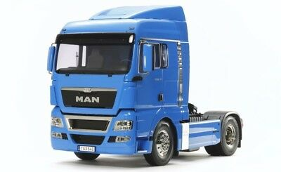 Tamiya MAN TGX 18.540 4x2 XLX - French Blue 1:14 RC Truck #300056350