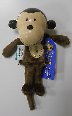 Finger Puppet Monkey Toy Fiesta NEW